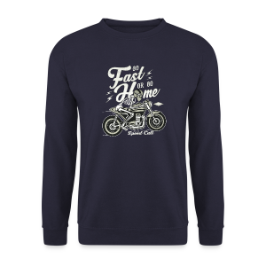 Go Fast Or Go Home - Männer Pullover