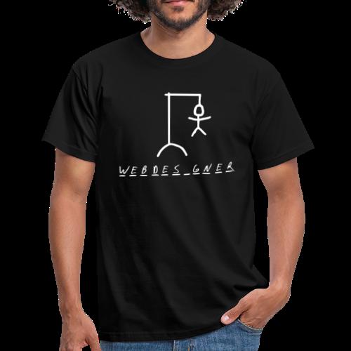 T-shirt, WEBDES_GNER - T-shirt herr