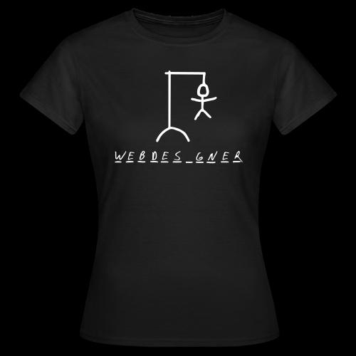 T-shirt dam, WEBDES_GNER - T-shirt dam