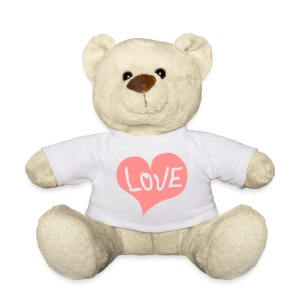 Teddybjørn - Love - Teddybjørn