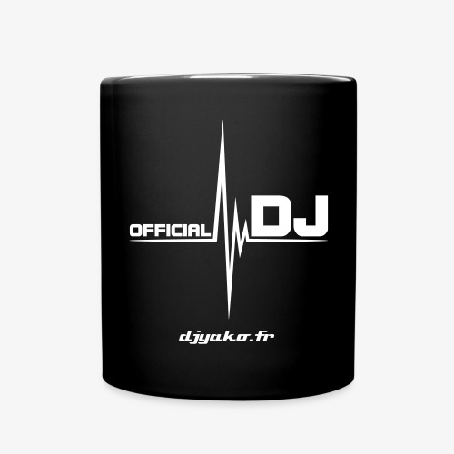 Mug Officiel by DJ YAK'Ô - Mug uni