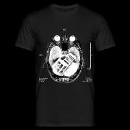 T-Shirts ~ Männer T-Shirt ~ tufu - stuhl im kopf.
