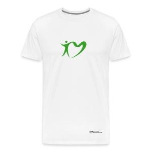 T-skjorte med symbol – herre - Premium T-skjorte for menn