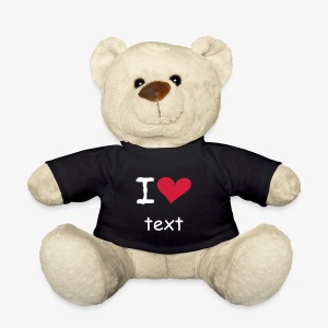 Let me be your Valentine's Teddy bear  - Teddy Bear