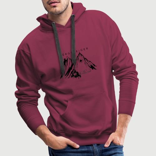 BËRGSTEIGER ORIGINAL Hoodie - Männer Premium Hoodie