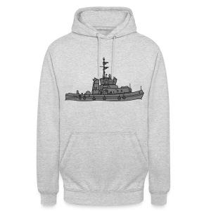 Schlepper Schleppschiff 2 - Unisex Hoodie