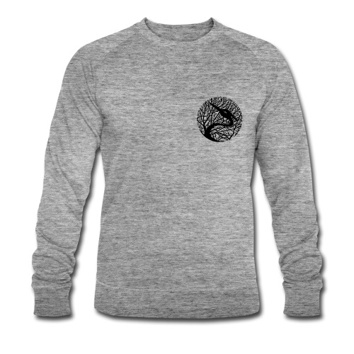 Lady Bay heron sweatshirt - Men's Organic Sweatshirt by Stanley & Stella