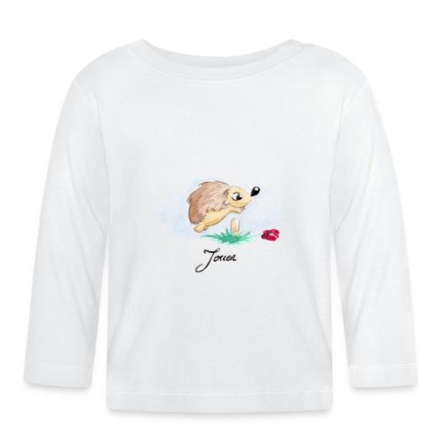 Jouer - T-shirt manches longues Bébé