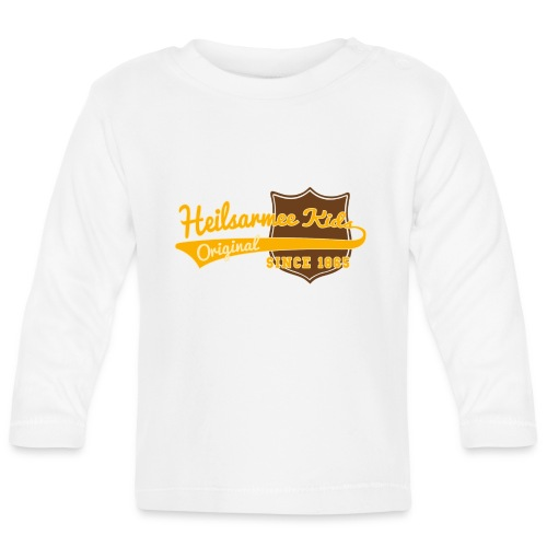 Heilsarmee Kids - Baseball - Baby Langarmshirt