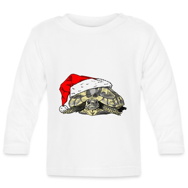 Christmas Tortoise Toddler's Tee
