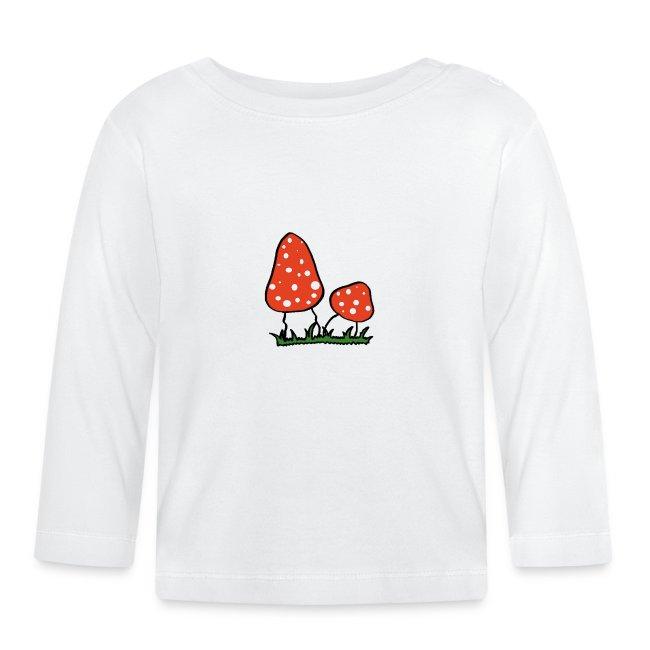 Glückspilz - Babyshirt