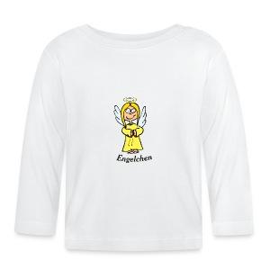 Baby shirt Engelchen - Baby Langarmshirt