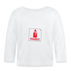 Fragile - T-shirt manches longues Bébé