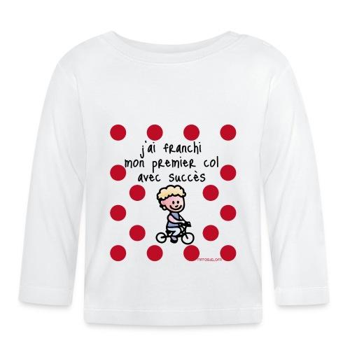 T-shirt-ML-premier-col - T-shirt manches longues Bébé
