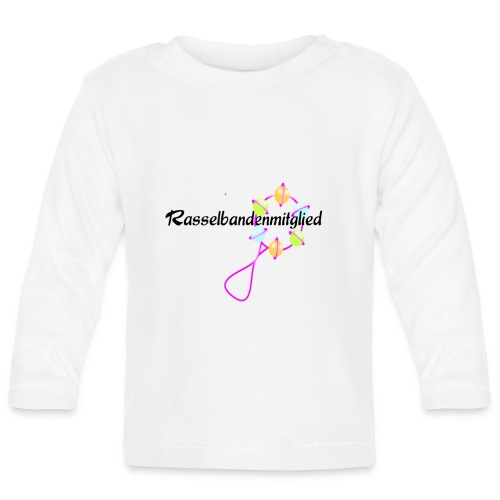 "Shirt ""Rasselbande"" - Baby Langarmshirt"