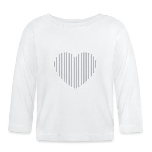 HEART BABY - Baby Long Sleeve T-Shirt
