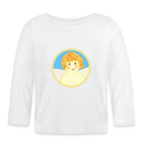 """Engel Tanael"" Kinder T-Shirt Langarm - Baby Langarmshirt"