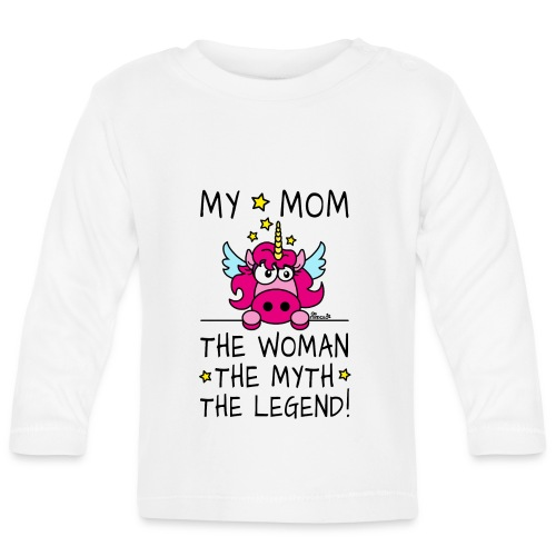 Unicorn, My Mom: The Woman, The Myth,The Legend
