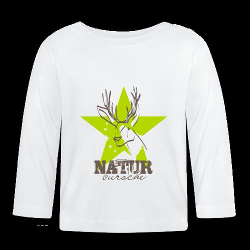 Naturbursche - Baby Langarmshirt