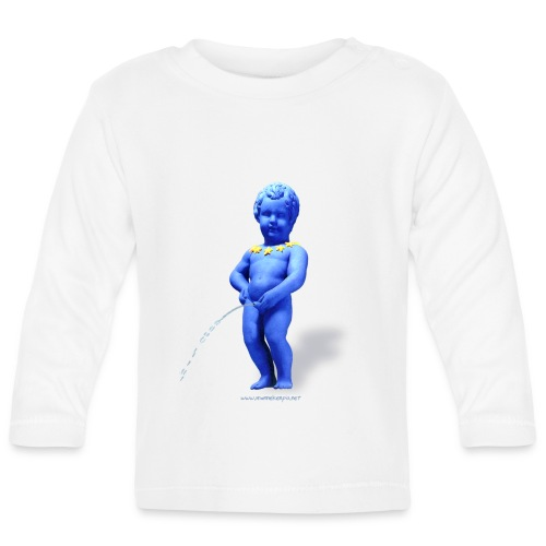 EUROPA mannekenpis |♀♂ - T-shirt manches longues Bébé