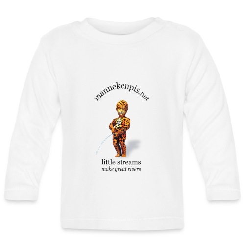 mannekenpis / Leopard - T-shirt manches longues Bébé