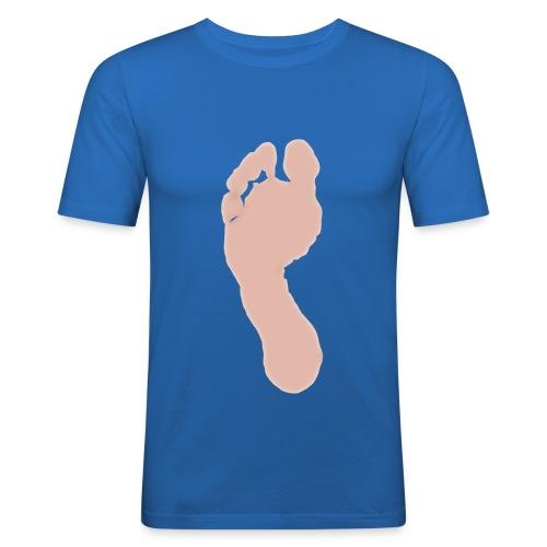 Syde's left foot - T-shirt près du corps Homme