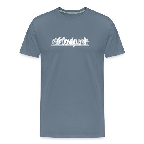 Afdruiprek mannen premium - Mannen Premium T-shirt