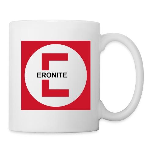 Eronite-Tasse weiß - Tasse