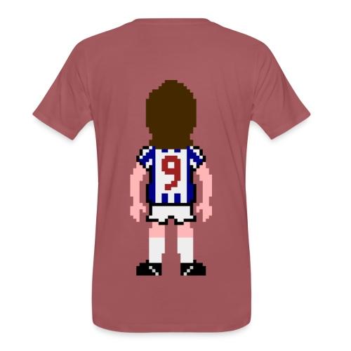 Frank Worthington Double Print T-shirt - Men's Premium T-Shirt