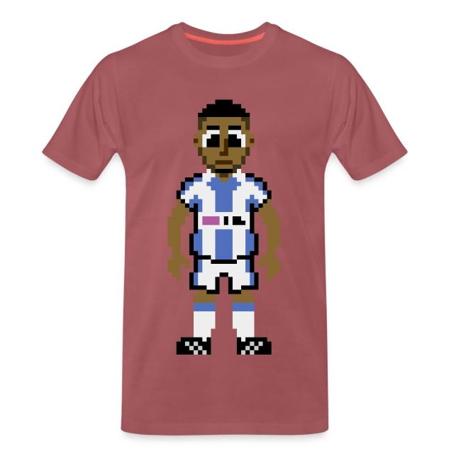 Nahki Wells Pixel Art T-shirt