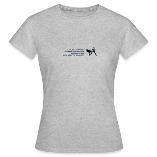T-Shirt - Fraissinet - Fée Clopette - T-shirt Femme