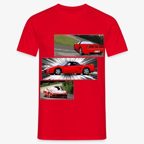 N S X - Mannen T-shirt
