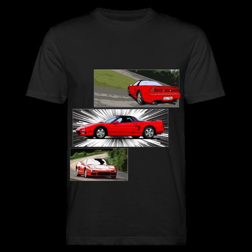 NSX - Mannen Bio-T-shirt
