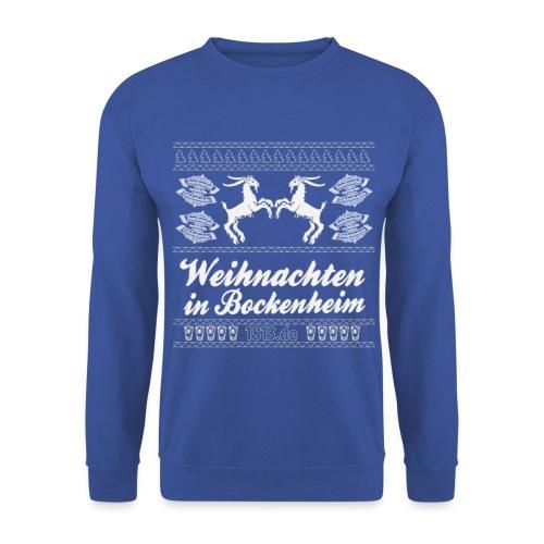 1813-Weihnachtspullover - Männer Pullover