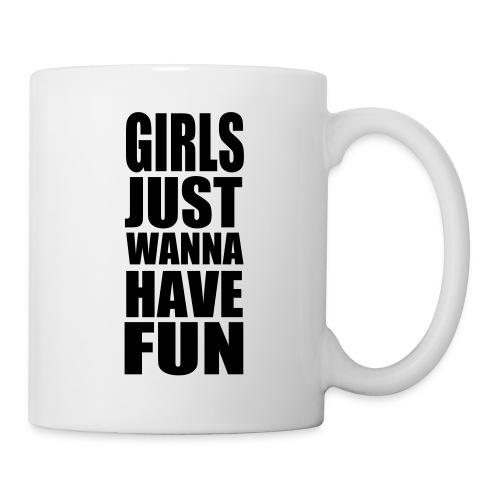 GIRLS JUST WANNA - Mug