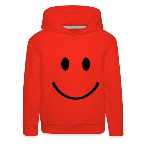 SMILEY - Kids' Premium Hoodie