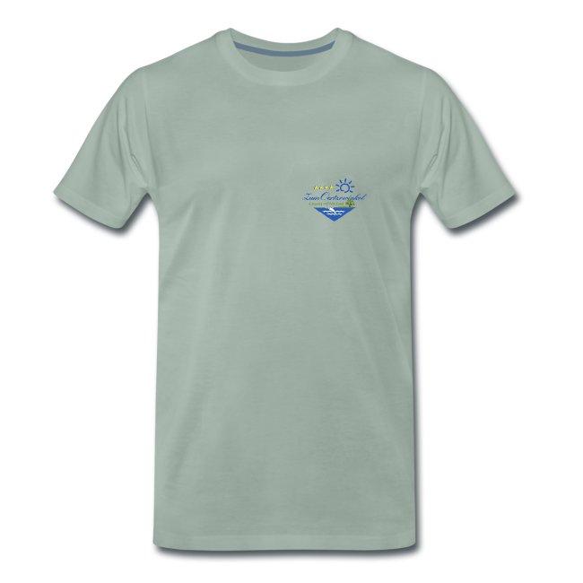 Oertzewinkel-Camping Premium T-Shirt Herren