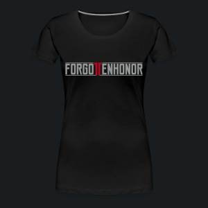 FH Official Emblem - Women's Premium T-Shirt