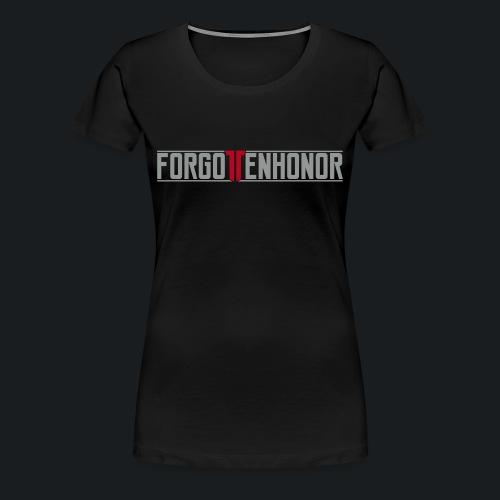 FH Official Emblem - Women's Premium T-Shirt