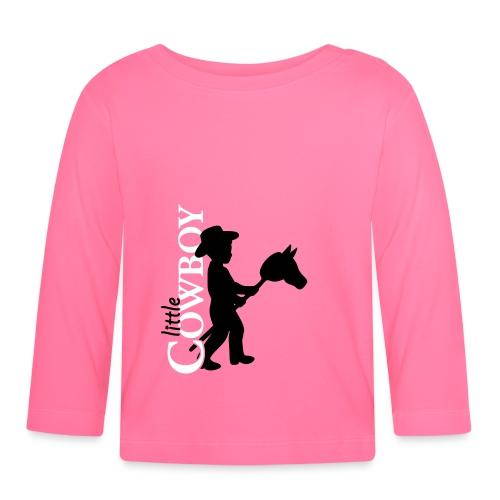 Little Cowboy S - Langarmshirt - Baby Langarmshirt