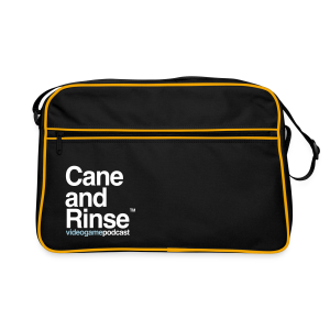 Cane and Rinse logo retro bag - Retro Bag