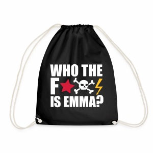 Who the fuck is Emma? - Turnbeutel - Turnbeutel