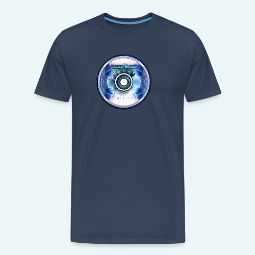 Journey Limitless Album CD Print - Men's Premium T-Shirt