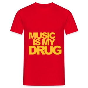 Tenza fan shirts - Men's T-Shirt