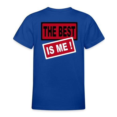 T-Shirt (effet velours) - T-shirt Ado