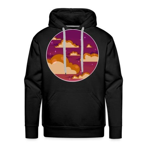 Sunset - Hoodie - Men's Premium Hoodie
