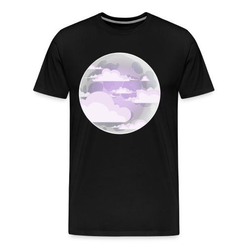 Moon - Tshirt  - Men's Premium T-Shirt