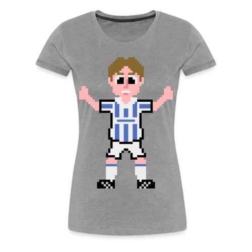 Tom Cowan Pixel Art Women's T-shirt - Women's Premium T-Shirt