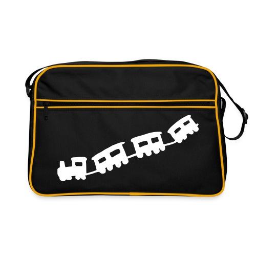 train journey - Retro Bag
