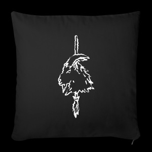 Filip El Negro - Sofa pillow cover 44 x 44 cm